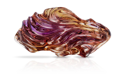 AGTA 1st Place Award Winning Amentrine Carving