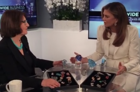 Worldwide Business with Kathy Ireland and Naomi Sarna Interview