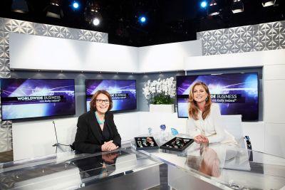 Naomi Sarna on Worldwide Business with kathy ireland