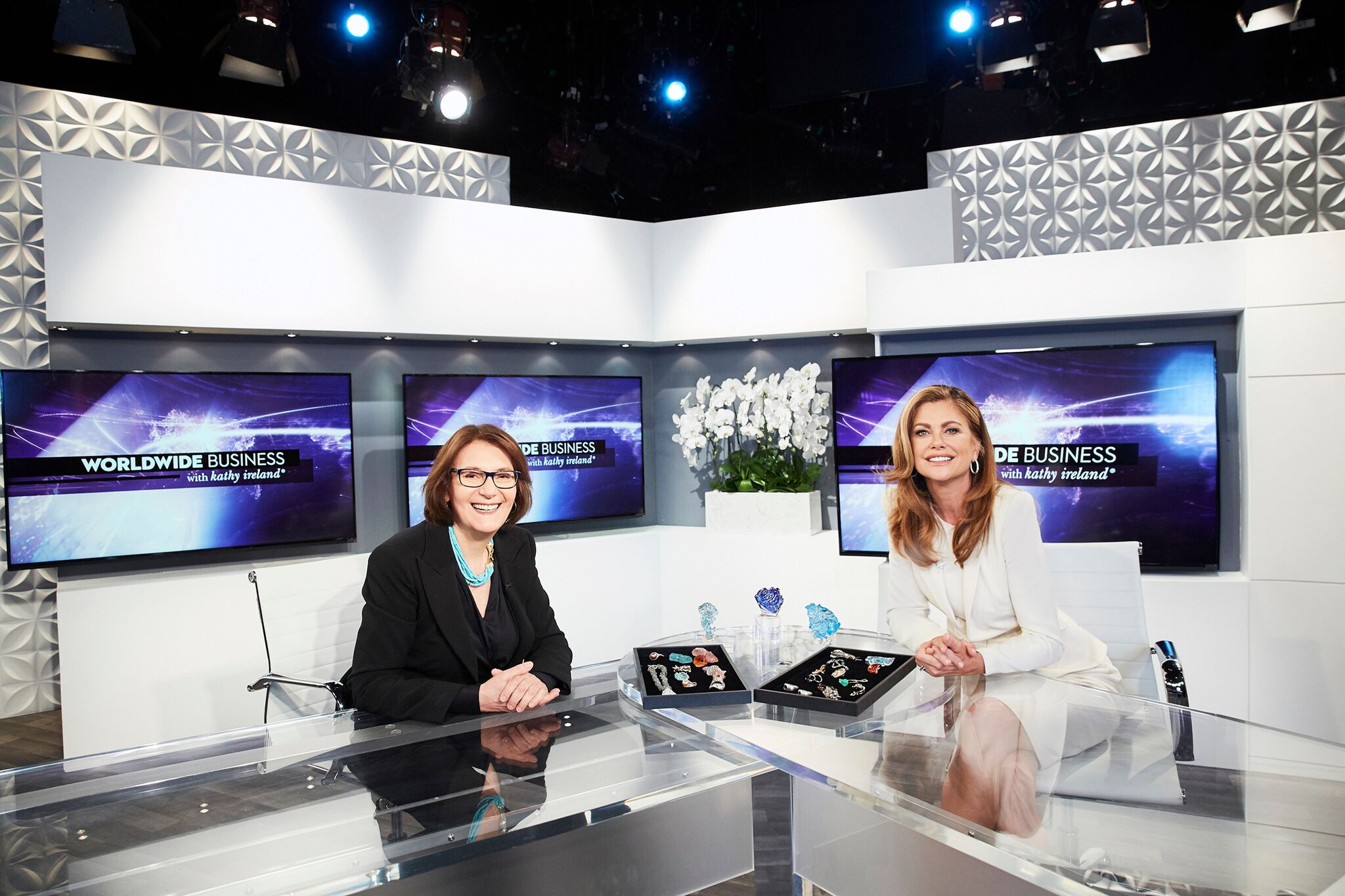 Naomi Sarna on Worldwide Business with kathy ireland