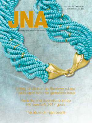 Naomi Sarna Front page JNA Magazine
