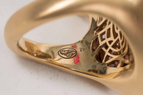 Autumn Ring Logo | Autumn Petal Ring