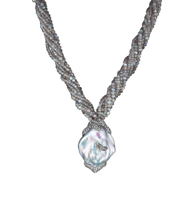 The Baroness Necklace