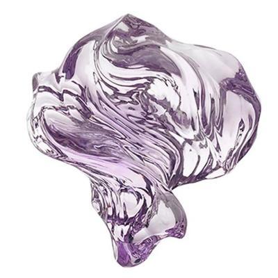 Rose de France Amethyst Carving