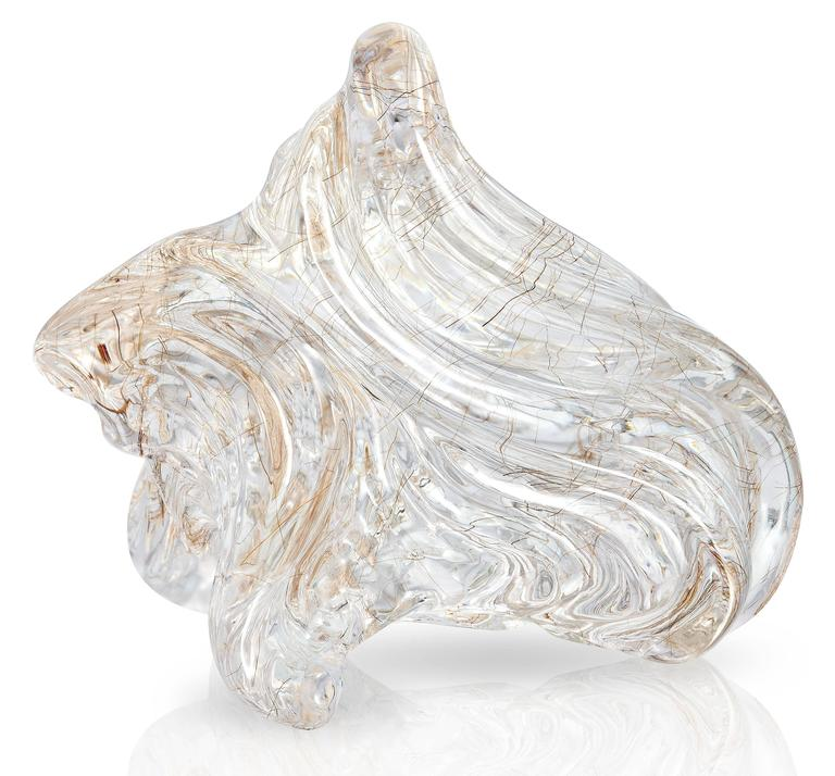 Ice Flow Naomi Sarna Gemstone Carving