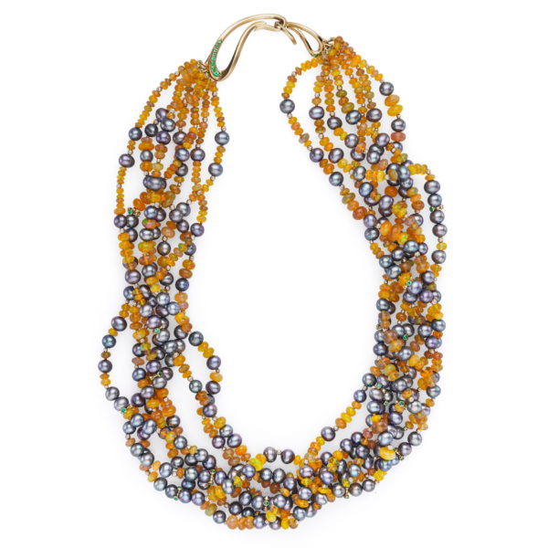 Savanna Sunset Necklace Clasp