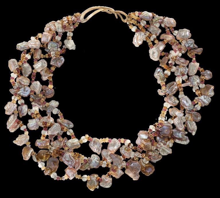 Autumn Breeze Necklace