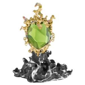 Green Genie Peridot Jewel Pendant