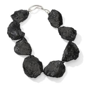 Amazon Queen Black Tourmaline Necklace