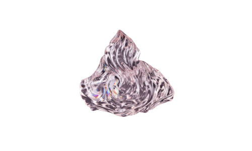 Morganite Carving