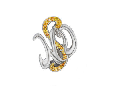 Maple Leaf Earrings (Clasp Detail)
